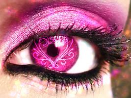 Love In Her Eyes by seledrian