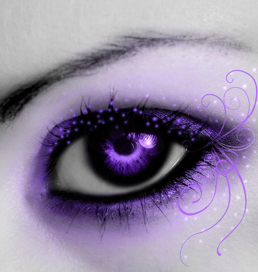 Amethyst Eye by seledrian on DeviantArt