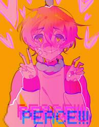 Peace!!! by CHARIKO