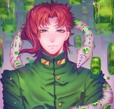 Kakyoin by CHARIKO
