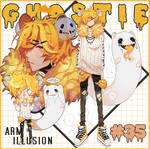 AB ADDED LION GHOSTIE AUCTION .CLOSED