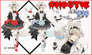 AB ADDED| GHOSTIE AUCTION . CLOSED