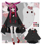 Valentine Ghostie Auction / closed