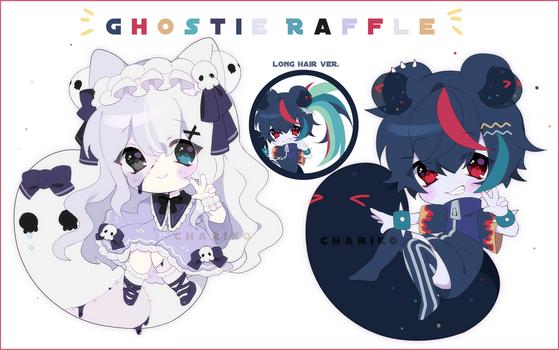 Ghostie adoptable Raffle / Closed