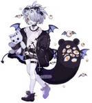 Halloween ghostie OTA (open)