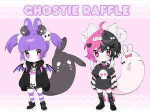 Ghostie raffle (open)