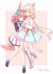 [Speedpaint] CM | Jezebelle and Eliza by Nita--Chan