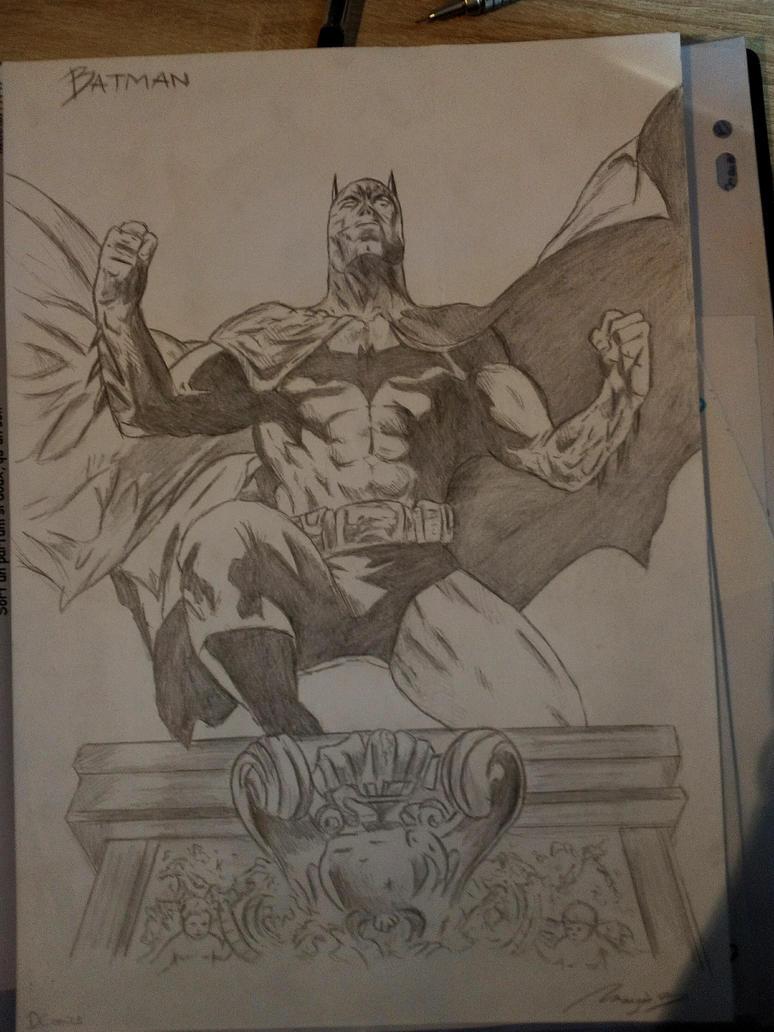 Batman by MargotBrun