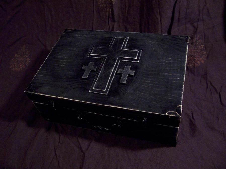 Vampire Hunter Kit Exterior by JasonMcKittrick
