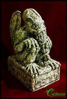 Lovecraft Cthulhu Idol 2 by JasonMcKittrick