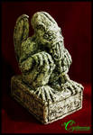 Lovecraft Cthulhu Idol 2