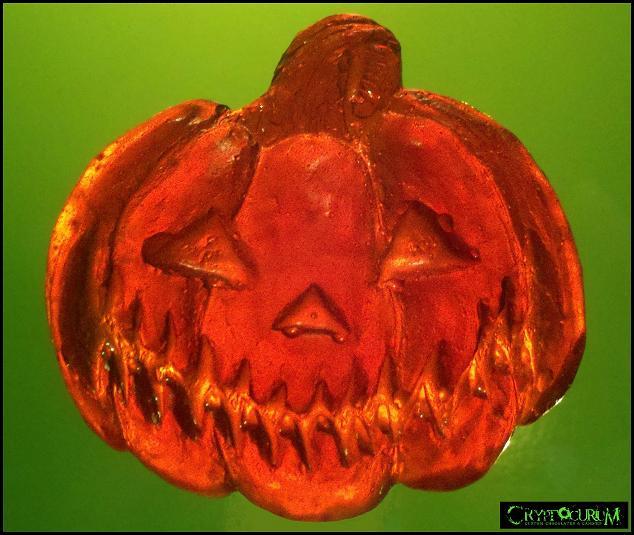 Gummy Jack O' Lantern by JasonMcKittrick