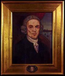Portrait of Joseph Curwen by JasonMcKittrick