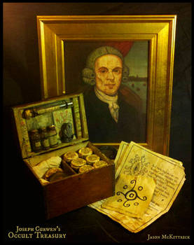 The Joseph Curwen Occult Treasury