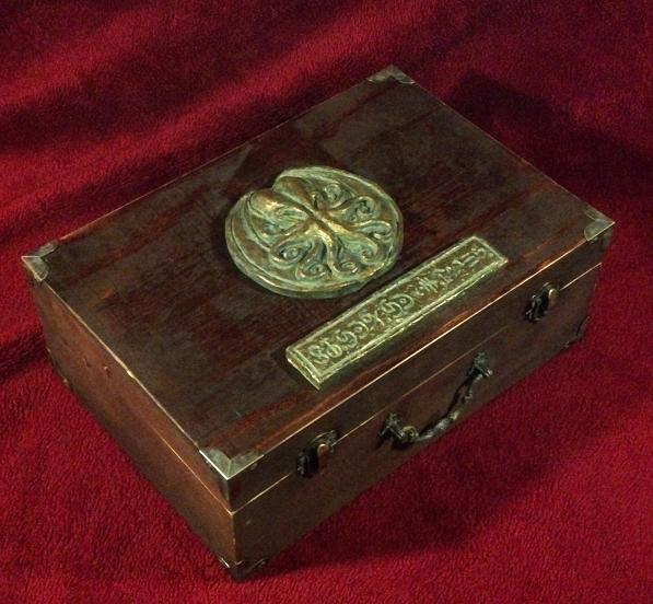 Cthulhu Cultist Chest Exterior
