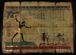 The Scroll of the Black Pharaoh