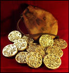 Esoteric Order of Dagon Gold Coins