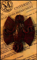 The Elder Thing Relic by JasonMcKittrick