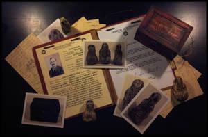 Paleolithic Cthulhu Idol Collection by JasonMcKittrick
