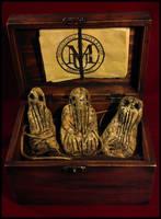 Paleolithic Cthulhu Idols