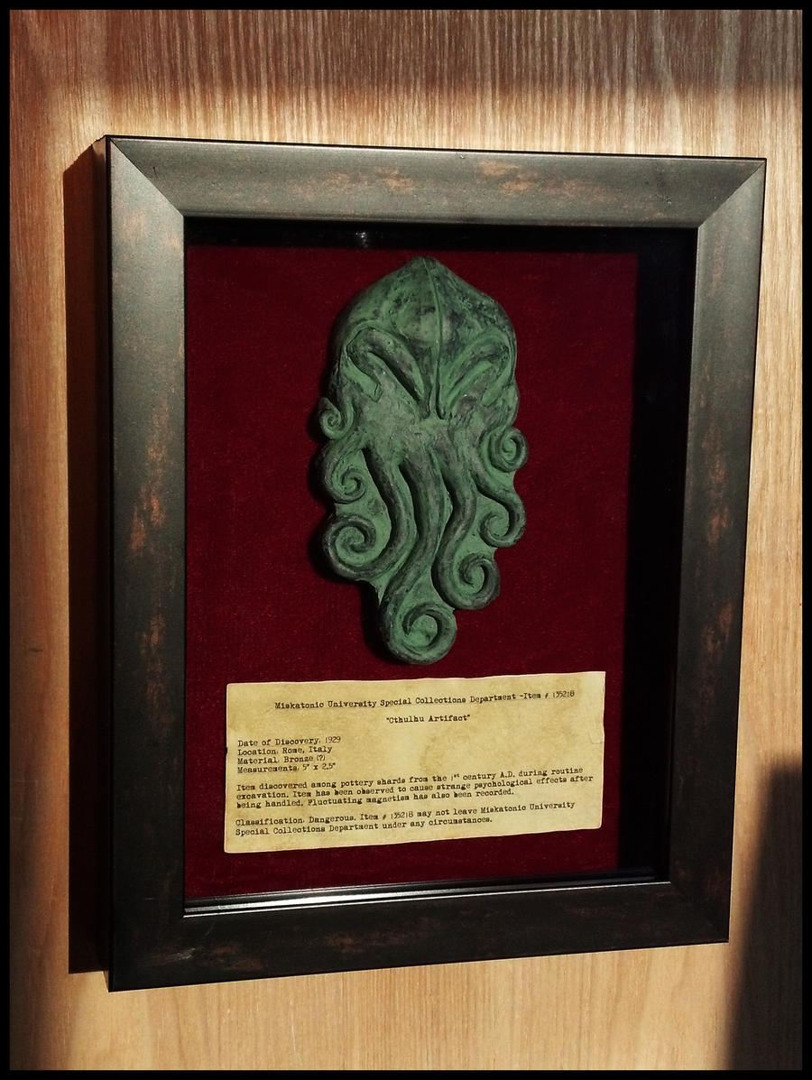 The Cthulhu Artifact