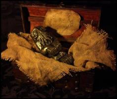 Blackbeard's Cthulhu Idol Collection by JasonMcKittrick