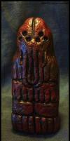 Yuletide Ktulu Relic by JasonMcKittrick