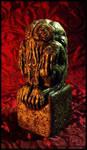 Yonaguni Cthulhu Idol