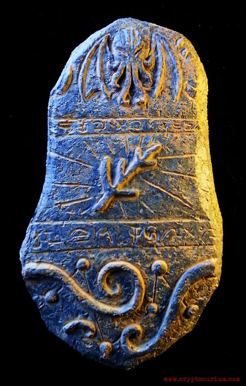 Alhazred's Tablet