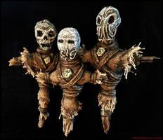 Mythos Voodoo Dolls by JasonMcKittrick