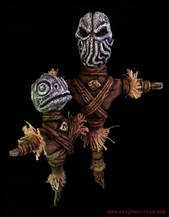 Mythos Voodoo Dolls-Limited Edition by JasonMcKittrick