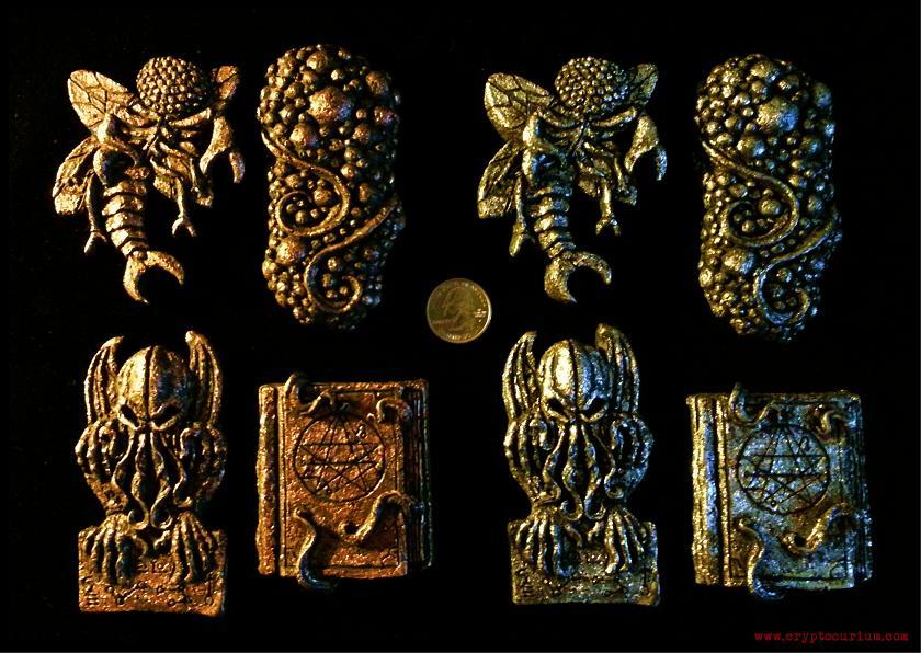 Mythos Magnets by JasonMcKittrick