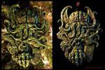 Cthulhu Yuletide Ornament
