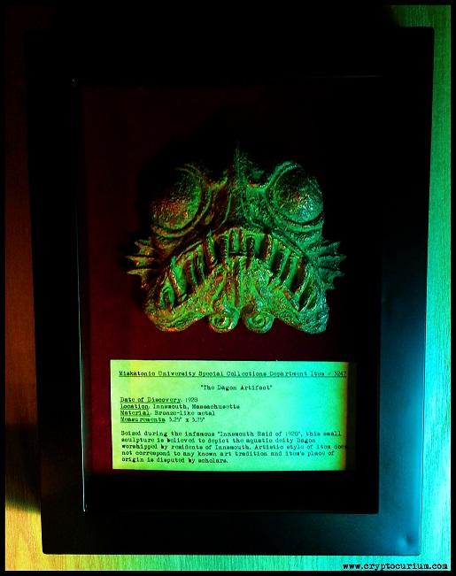 The Dagon Artifact by JasonMcKittrick