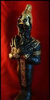 The Nyarlathotep Idol