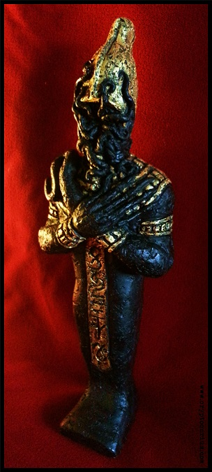 The Nyarlathotep Idol by JasonMcKittrick
