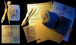 Miskatonic University Archaeological Dig Kit