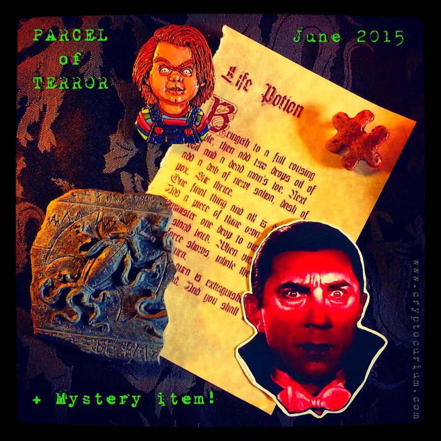 Parcel of Terror June 2015 by JasonMcKittrick