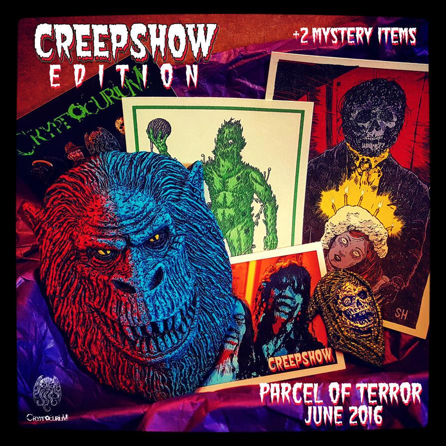 June 2016 Creepshow Edition by JasonMcKittrick