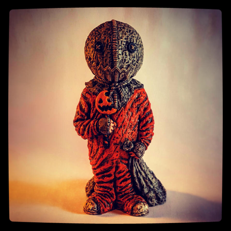 Sam Figurine by JasonMcKittrick