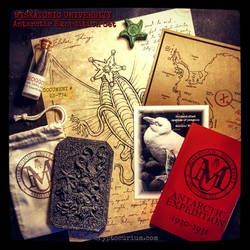 Miskatonic University Antarctic Expedition Set