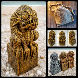 Idol of Dagon by JasonMcKittrick