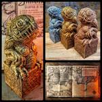 Idol of Mother Hydra by JasonMcKittrick