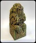 Miskatonic Cthulhu Idol by JasonMcKittrick