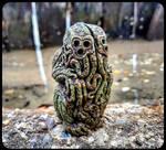 Cthulhu Totem by JasonMcKittrick