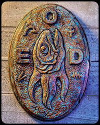 Esoteric Order of Dagon Plaque
