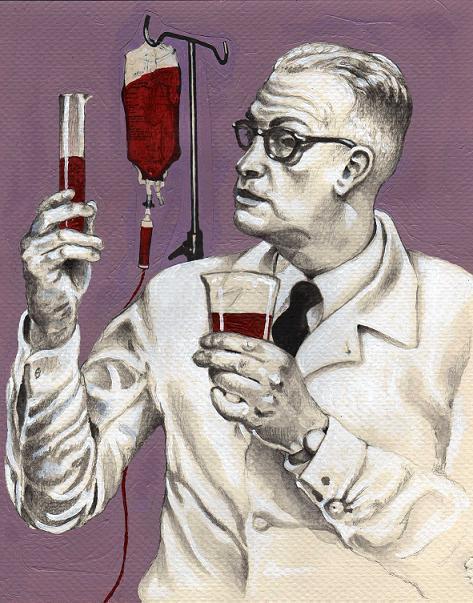 Hematologist by JasonMcKittrick