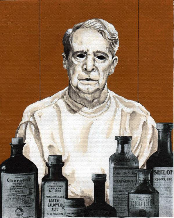 Pharmacologist by JasonMcKittrick