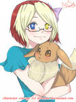Have You Hugged An Eevee Today by atnezau