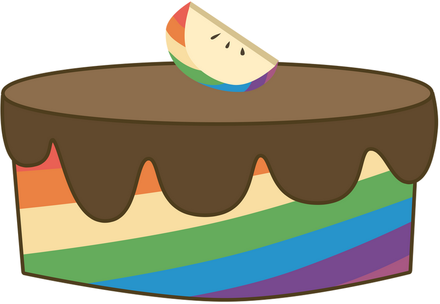 Zapapple Chocolate Cake by atnezau